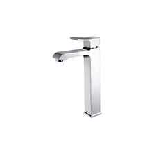 Single handle single hole tall lavatory mixer